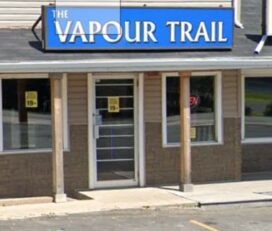 The Vapour Trail – Fall River