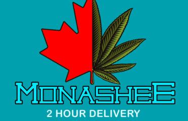 Monashee Cannabis Kamloops