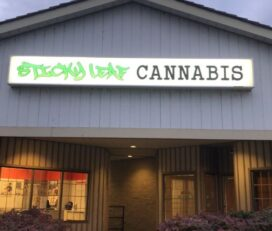 Sticky Leaf Cannabis Shop – Okanagan Falls