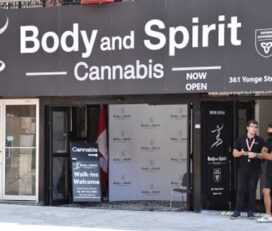 Body and Spirit Cannabis – Toronto