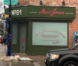 Miss Jones Cannabis – Orillia