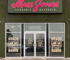 Miss Jones Cannabis – Brantford