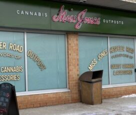 Miss Jones Cannabis – Cambridge